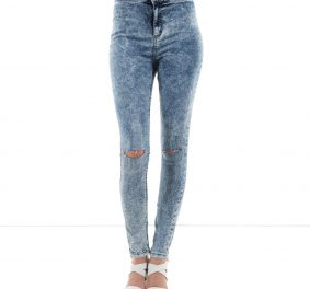 Mon jeans est indémodable