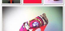 Customiser des chaussures, une touche d'originalité
