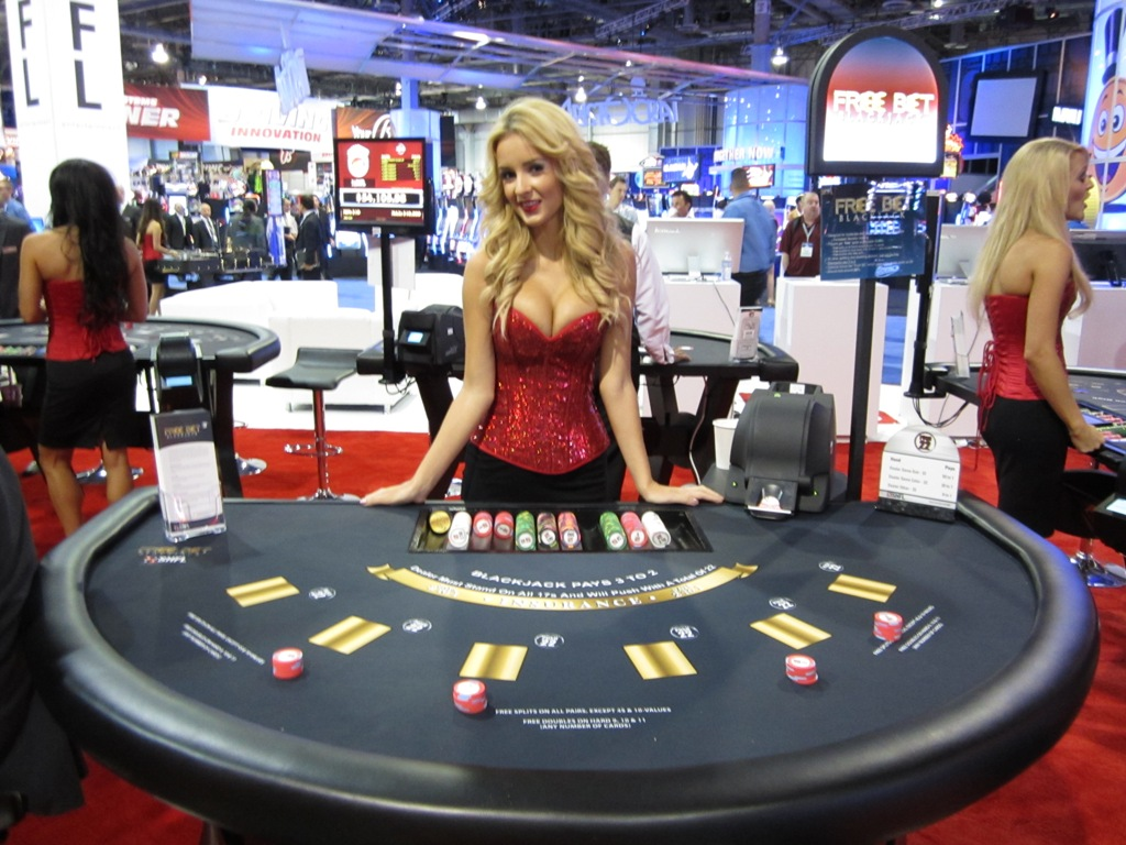 Blackjack : affronter le croupier en direct